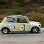 2012 Classic Conqueror Corban Slabbert 1965 Austin Mini Cooper S