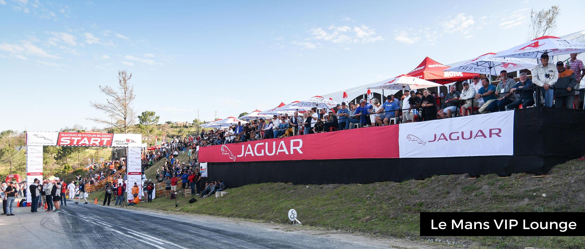 Le Mans VIP Lounge #JaguarSHC