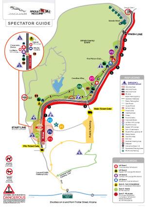 Jaguar Simola Hillclimb Spectator Guide