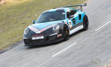Winner 2021 Road-Going Saloon Cars & SuperCars Champion   Jean-Pierre vd Walt    Porsche GT3 RS (991 Gen 1)