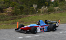 Winner 2021 Single Seaters & Sports Cars Champion   Andre Bezuidenhout   Gould GR55